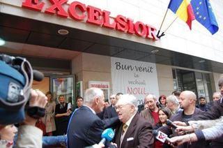 22 aprilie - Ziua Teatrului Excelsior