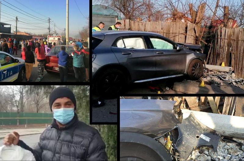 Soferita care a accidentat mortal doi copii in Capitala consumase o cantitate mare de alcool