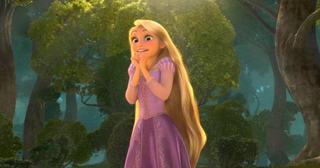 Fetita Rapunzel care la doar 1 an a uimit lumea cu podoaba ei capilara