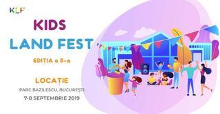 Doua zile de distractie si shopping creativ la Kids Land Fest, editia Back to school