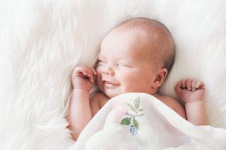Care sunt etapele zambetului bebelusului tau