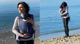 """Ramona Badescu, despre rolul de mama: """"Sunt geloasa, posesiva"""""""