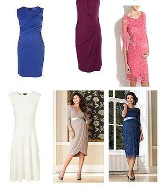 Cum alegem rochiile pentru gravide?
