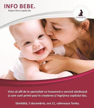 Info Bebe - despre tine si copilul tau, editia de iarna, 2015