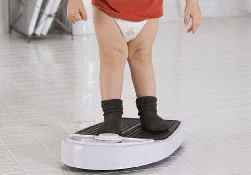 Nutritionist Liana Contiu: Cand este bine sa iei masuri in privinta greutatii copilului tau?