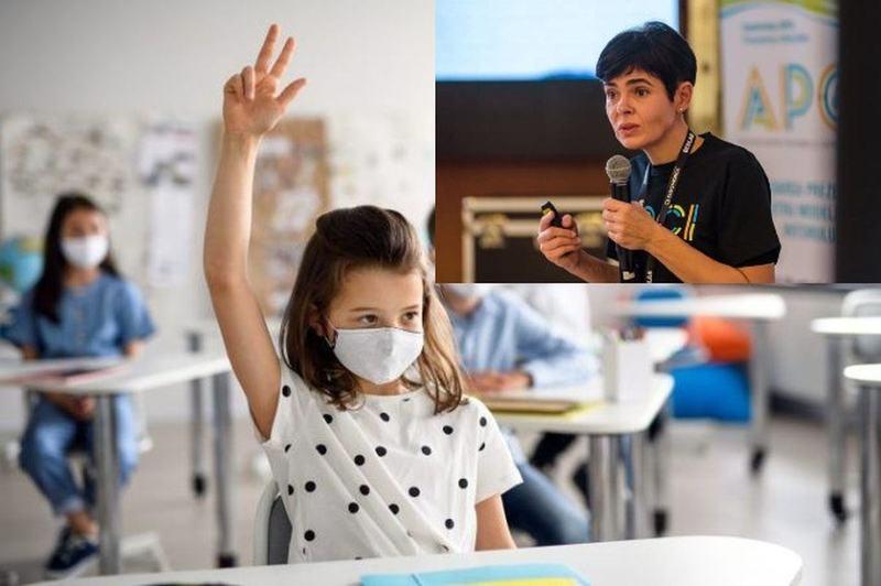 Medicul epidemiolog Andreea Moldovan: