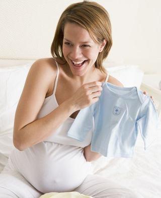 Cand cumperi primele lucruri pentru bebe in sarcina?