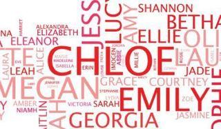 Top 10 nume englezesti pentru copii