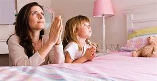 Rugaciunea mamei pentru copiii sai