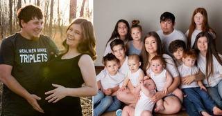 Este mama a 11 copii, schimba 600 de scutece saptamanal, dar isi mai doreste cu ardoare inca 4 copii