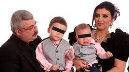 Un nou scandal intre Silviu Prigoana si Adriana Bahmuteanu. De ce nu o mai lasa afaceristul sa isi vada copiii