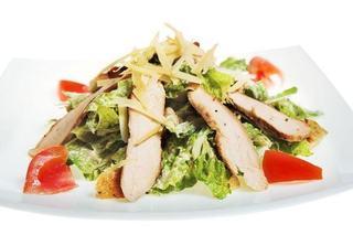 Salata de vara cu piept de curcan