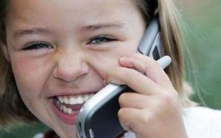 Telefonul copilului, de la ce varsta?