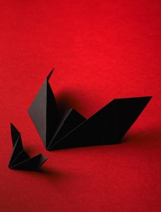 Origami si desene de Halloween pentru copii