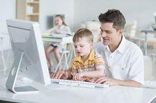 Capcanele internetului pentru copii