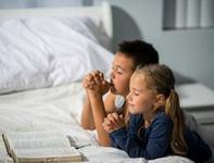 Rugaciunea copilului inainte de culcare