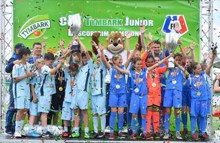 Cea de-a 3 editie a Cupei Tymbark Junior s-a incheiat. Va prezentam campionii