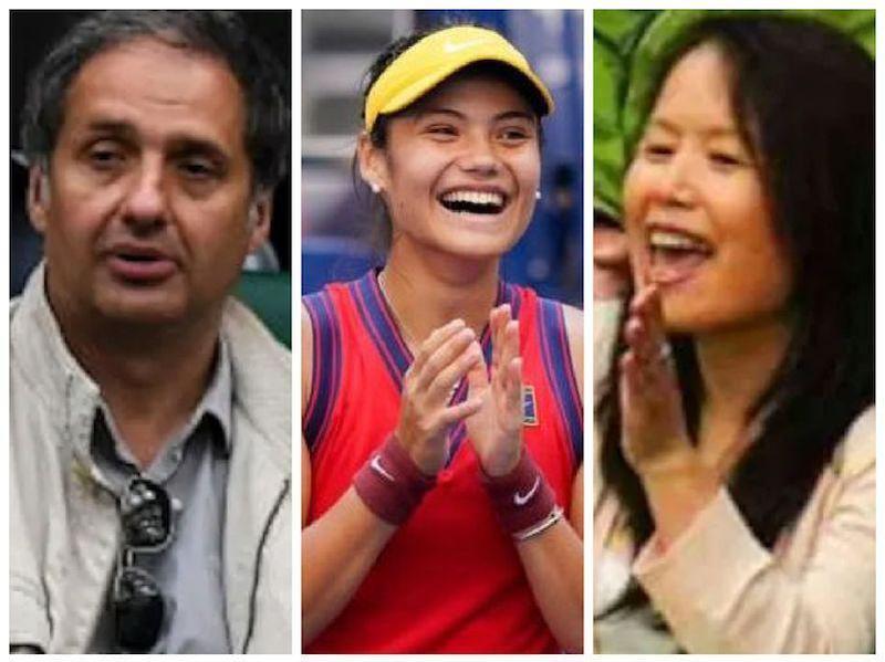Cine sunt parintii Emmei Raducanu si cu ce se ocupa. Totul despre familia castigatoarei US Open 2021