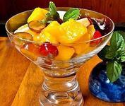 Salata de fructe cu miere