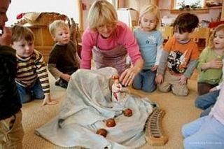 Euritmia in dezvoltarea copiilor