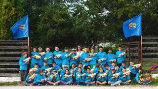 Zeci de surprize in cea mai cool tabara de vara pentru copii, din Romania