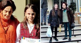 Adriana Iliescu, super mandra de fiica ei. Ce cariera vrea sa urmeze Eliza