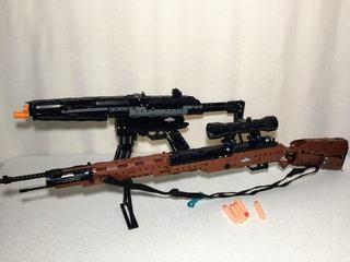 Armele de jucarie, potrivite pentru copii?