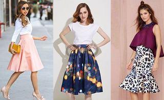 5 modele de fuste pe care orice femeie trebuie sa le poarte in aceasta primavara
