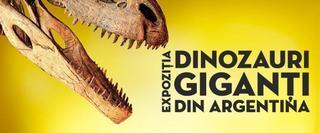 Expozitia Dinozaurilor Giganti din Argentina