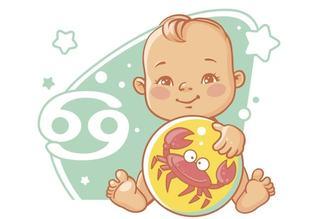 Copilul in zodia Rac