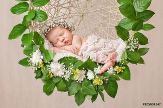 Nastere in vremea coronavirusului: flori si plante potrivite pentru bebelusi si mamici