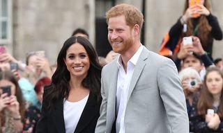 Meghan Markle si Printul Harry, obligati sa respecte protocolul regal in privinta numelui copilului. Ce nu au voie sa faca