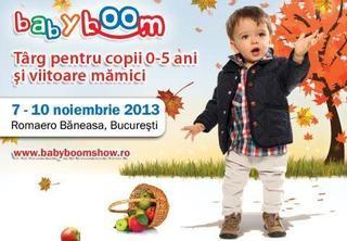 Editia de toamna a Baby Boom Show 2013!