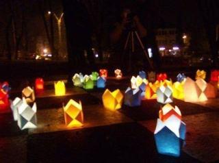 Cercetasii Romaniei organizeaza Festivalul luminii