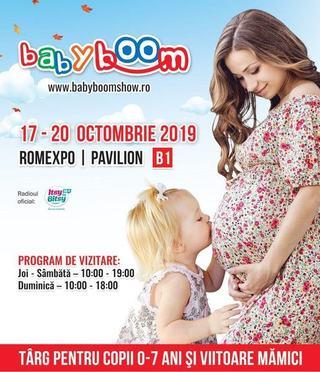 Explozie de reduceri si noutati la Baby Boom Show – editia de toamna