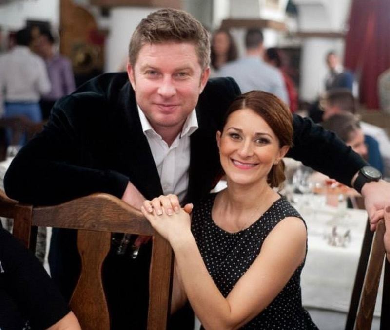 "Pavel Bartos, marturisiri emotionante despre sotia sa: ""A facut ín asa fel incat fetele sa nu sufere"""