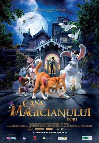Casa magicianului - locul unde magia se imbina cu prietenia