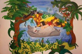 Cartea junglei, Andreea si Disney