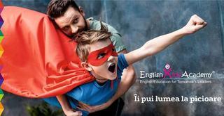 Cursurile de engleza pentru copii de la English Kids Academy pasii spre vis