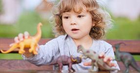 De ce este semn bun daca copilul tau este OBSEDAT de dinozauri