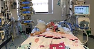 O fetita de 5 ani care s-a vindecat de COVID, lupta pentru viata ei dupa ce a facut boala Kawasaki