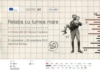 Muzeul Copilariei, Relatia cu lumea mare, Muzeul National al Taranului Roman