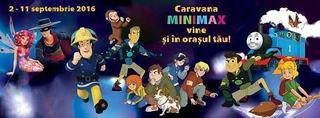 Caravana Minimax porneste intr-o noua calatorie prin tara