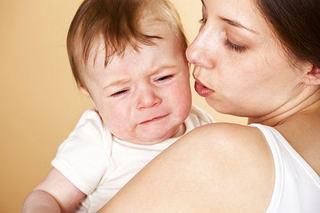 Anxietatea la bebelusi si copii