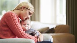Ai auzit de depresia postnatala. Dar ce stii despre depresia dupa intarcare?