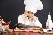 Copiii care consuma peste sunt mai inteligenti si au un somn linistit