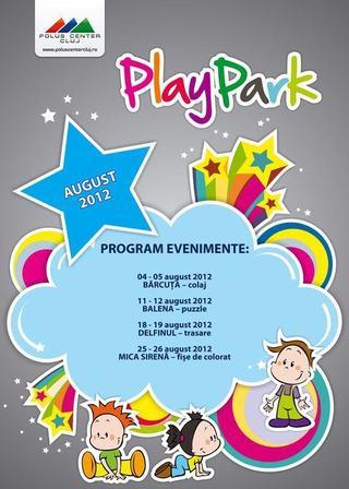 Ateliere de creatie Play Park, la Polus Center Cluj
