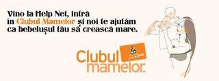 In Clubul Mamelor ai reduceri de pana la 20% la produsele pentru tine si bebe