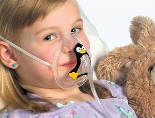 Cum alegem aparatul de aerosoli pentru copii?