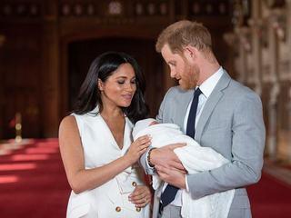 Au anuntat: Cum se numeste copilul lui Meghan si al Printului Harry